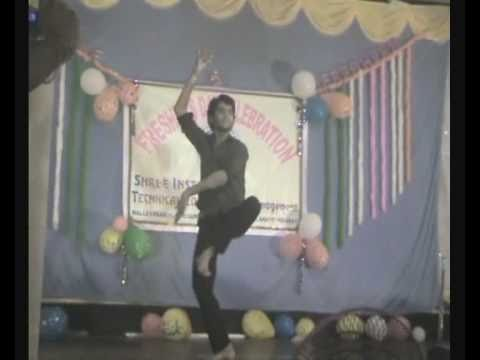 Khaleja Sada Siva My Dance video