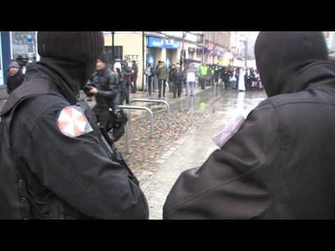 Zombie Walk W Poznaniu (10.03.2012)