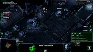 StarCraft 2: Outbreak - Hard Diffculty, 28 Minutes Later, Army of Darkness - PT1