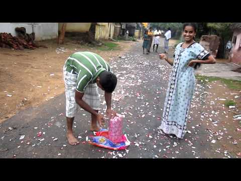 Happy Diwali (bomb -  Local Made) video