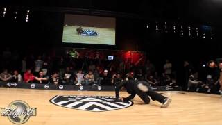 KLEJU vs GIMNAST (UNBREAKABLE 2015)