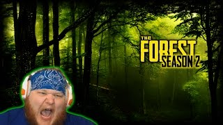 The Forest Returns | #1 FORWARD OPERATION BASE