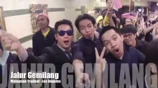 Jalur Gemilang Song (EMLA Winter Games Closing Ceremony)