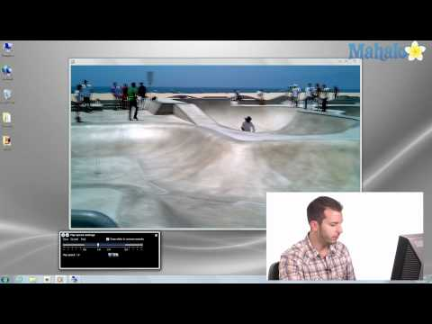 Change Video Speed in Windows Media Player
