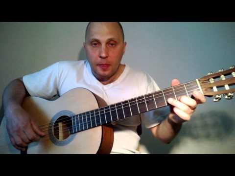 Видеоурок фламенко - видео