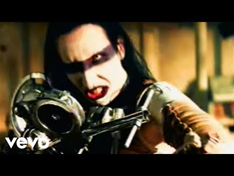Marilyn Manson - The Beautiful People video