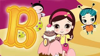 Letter B - Olive and The Rhyme Rescue Crew | Learn ABC | Kids Nursery Songs
