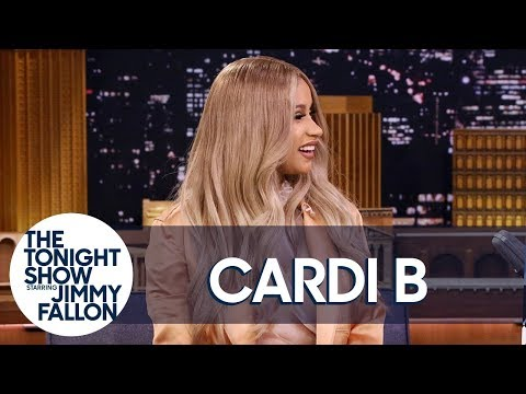 Watch Free  cardi b confirms pregnancy Full Movie