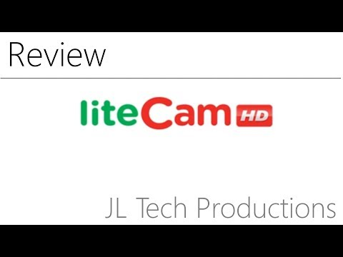 [TECH] liteCam HD Screen Recorder Review