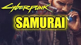 Cyberpunk 2077 Solos, Street Samurai & Bounty Hunters