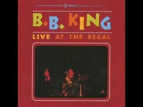 B.B. King - Worry Worry