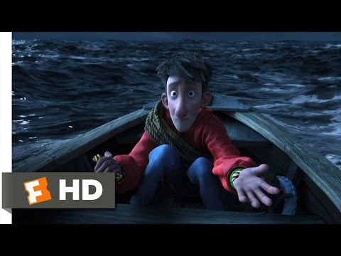 Arthur Christmas (8/10) Movie CLIP - Scared Of Everything (2011) HD