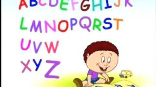 English Poems kids rhymes Abc Song.Mp4