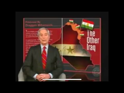KURDISTAN - CBS NEWS REPORT, WHAT IS KURDISTAN?