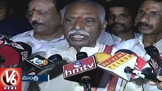 Union Minister Hansraj and Bandaru Dattatreya Participate In Bonalu Celebrations | Delhi