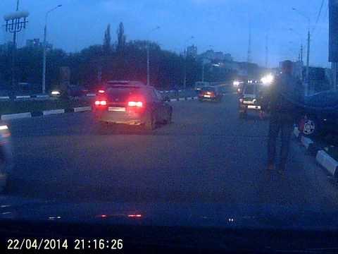 Авария в белгороде возле коператора
