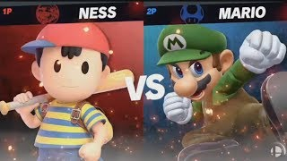 THIS NESS IS A GOD! - Super Smash Bros. Ultimate