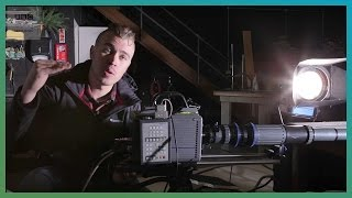 How To Film Exceptional Slow Motion -  BBC Earth Unplugged