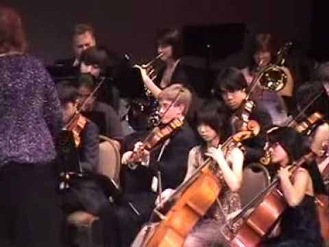 YAS Christmas- Young Artists Symphony  Part One