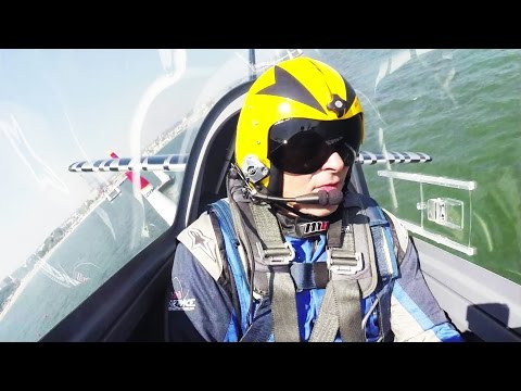 Track Preview - Red Bull Air Race Gdynia - 2014