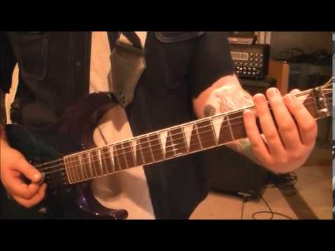 How To Play This Means War By Avenged Sevenfold On Guitar(rockinguitarlessons) video