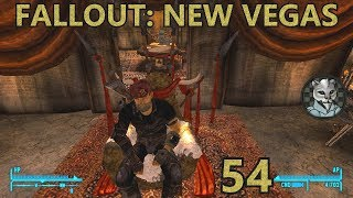 Checkers' Fallout: New Vegas - Let's Play 54 - Checkers' New Toy