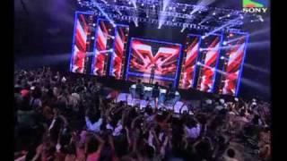 X Factor India - Jubeen Nautiyal sings super hit Tujhe Bhula Diya - X Factor India - Episode 3 -  31st May 2011
