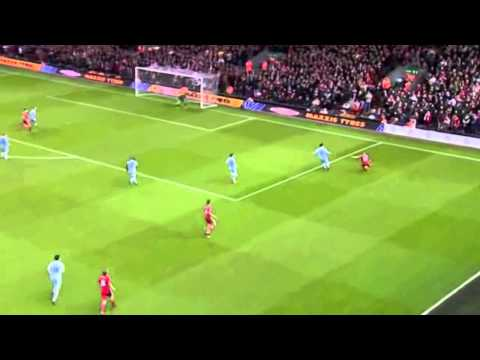 Craig Bellamy vs Man City CC semi