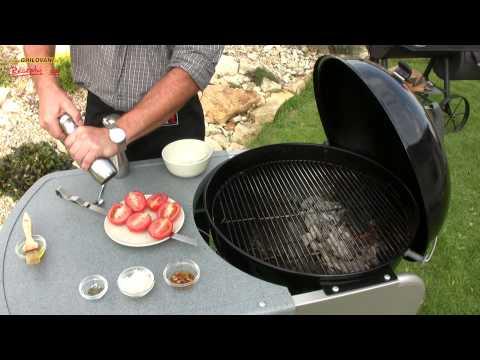 Rajčata na grilu