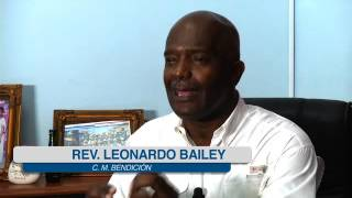 Rev. Leonardo Bailey / Hosanna Capital 27 Años