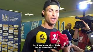 "Cristiano Ronaldo: ""I Don't Look for Records, They Look for Me"""