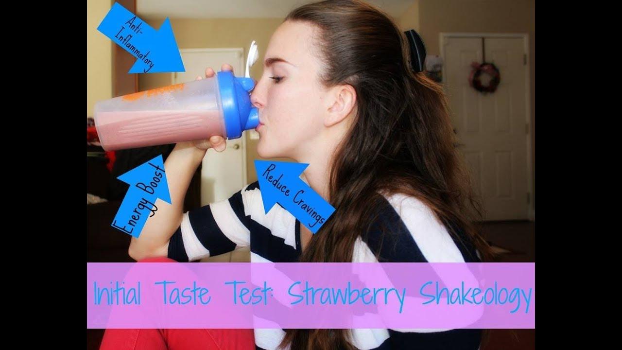 how to make strawberry shakeology taste better
