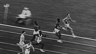 Armin Hary - The World's Fastest 100m Starter - Rome 1960 Olympics