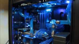 Intel Core i7 | Extreme Water Cooled System | Dream Gaming Computer | Custom PC | CM ATCS840 | SLI
