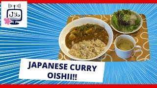 This is Japanese Curry that You Can Eat!!