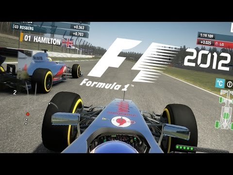 F1 2012 - The BEST Formula 1 Game
