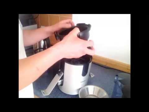 Phillips HR1861 Juicer Review