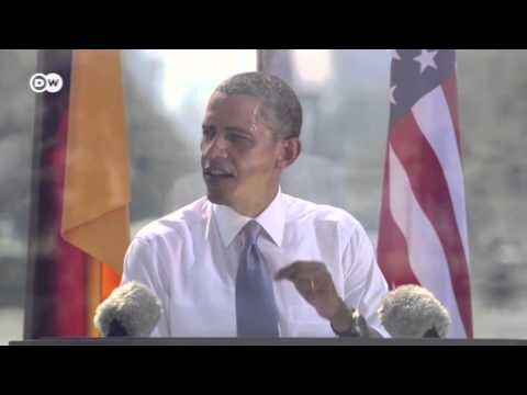 Obama Speech at Brandenburg Gate | Journal