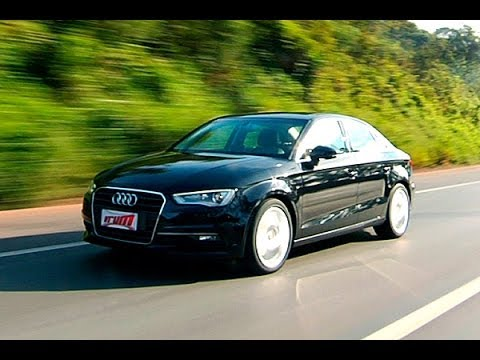 VRUM - Audi A3  1.8 Sedan 2014 [Teste]