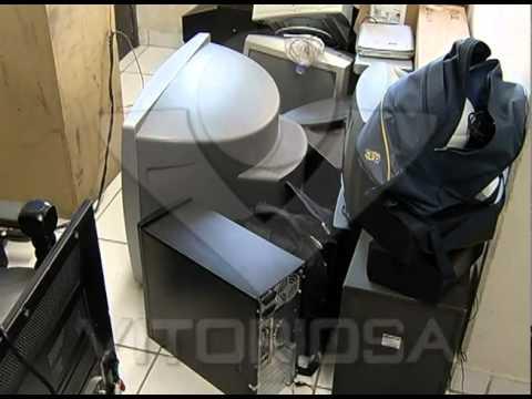 Delegado fala sobre inquérito de quadrilha que roubava caixas eletrônicos