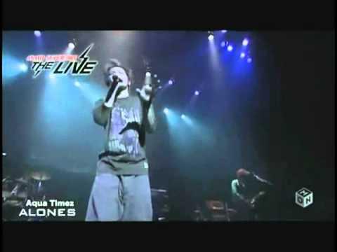 AQUA TIMEZ ALONES LIVE Sub Español