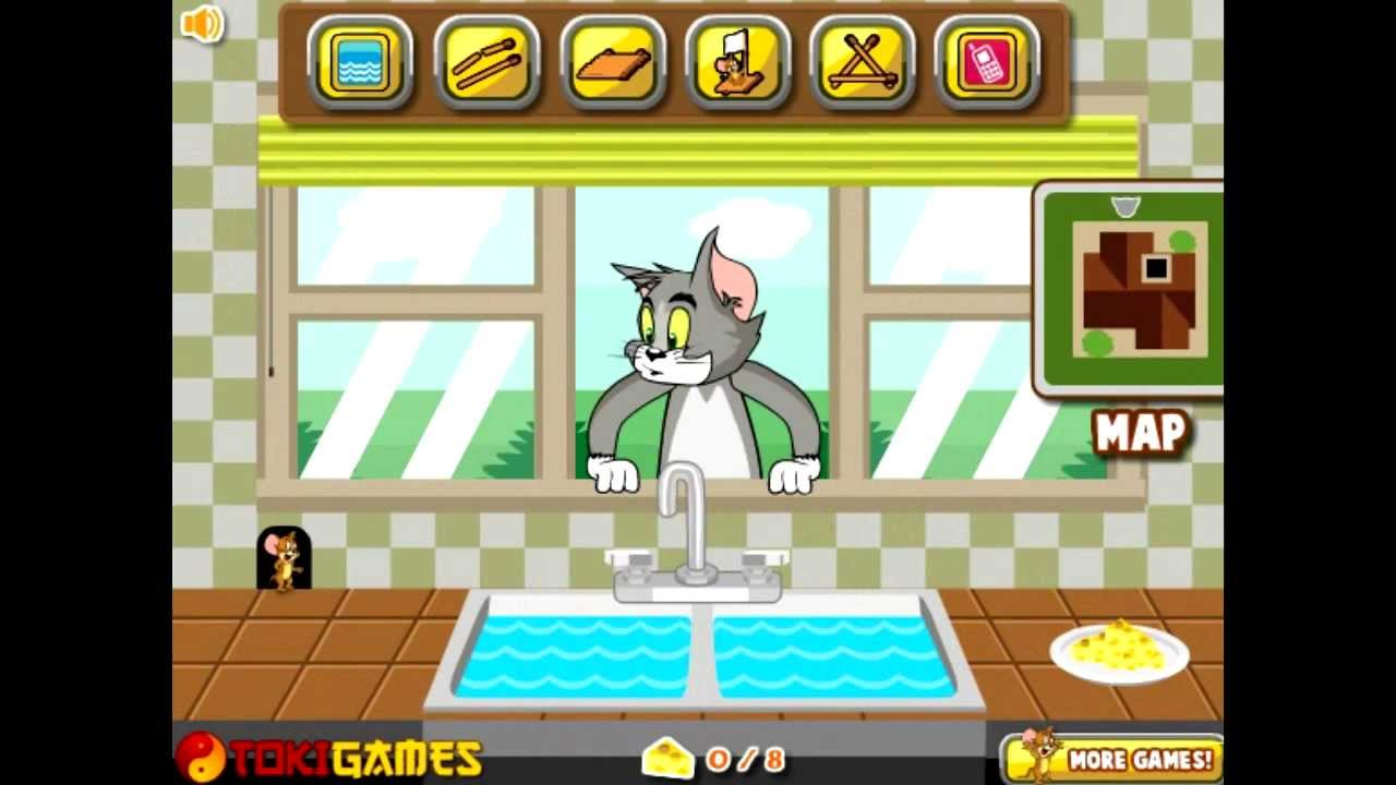 tom and jerry - Game Search - Two Player Games