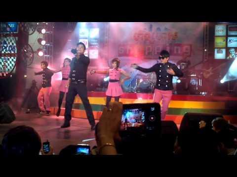 Saek Berk Prak Khei (Shopping Concert 05-08-2012)