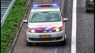 Prio 1: 3X Politie-Noodhulp + Ambulance 20-143 zijn met spoed onderweg naar een ongeval op de A58