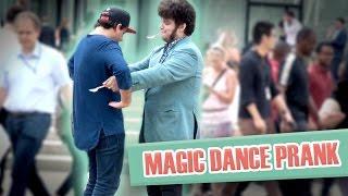 Pranque : la danse magique / Magic Dance Prank
