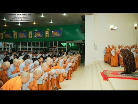 Phương Pháp Trì Niệm Danh Hiệu Đức Phật A Di Đà (Phần 30) - Lễ Phật, Trì Danh Và Trì Giới