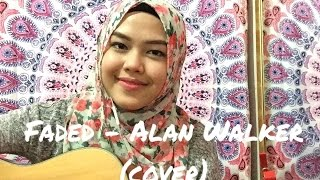 Faded - Alan Walker (cover by Sheryl Shazwanie)