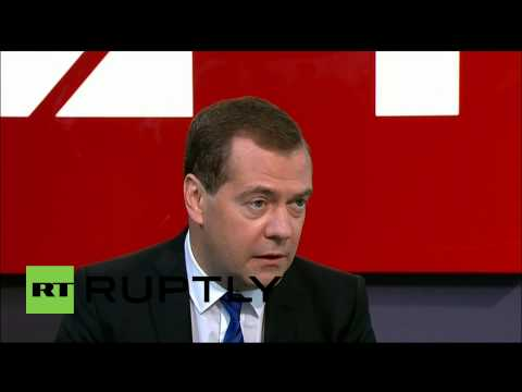 Russia: 'Closer Asian ties have nothing to do with Western sanctions' - Medvedev