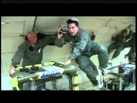 PARSE institute microgravity experiment with NASA