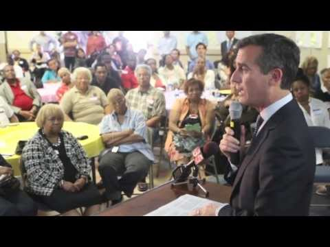 Los Angeles Mayor-elect Eric Garcetti: Back to Basics